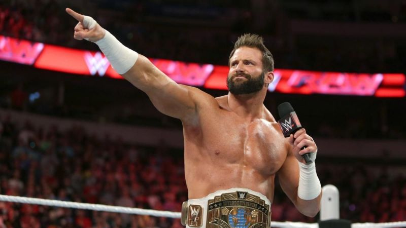 Ryder revealed his childhood diagnosis after winning the Intercontinental Championship at WrestleMania 32 in 2016.
