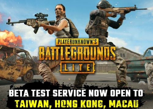 PUBG Lite PC Version has now been launched in 3 more Asian countries