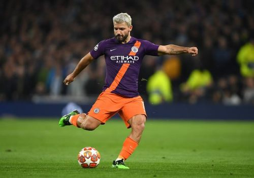 Kun Aguero - Manchester City