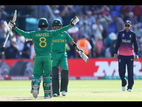 Pakistan beat England to enter ICC Champions Trophy 2017final