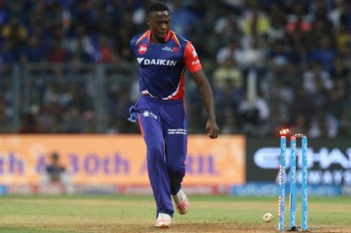 Rabada can be replaced by Kiwi Trent Boult.