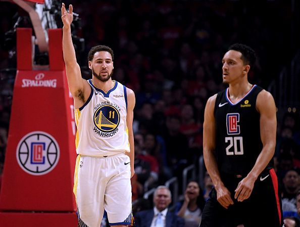 93812426d3c NBA Starting Lineups and Match Prediction -Golden State Warriors vs ...