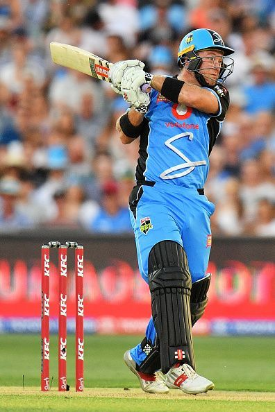 BBL - Strikers v Hurricanes