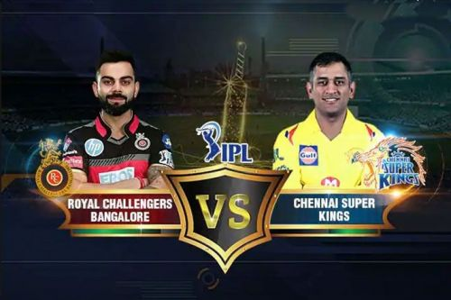 RCB vs CSK (Picture Courtesy: BCCI/ IPLT20.com)