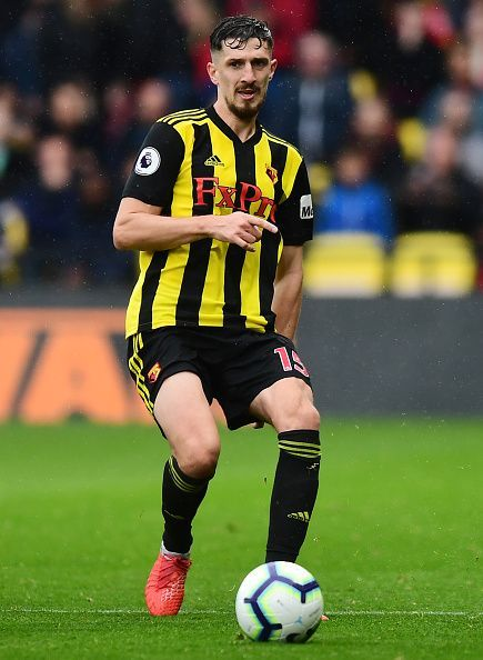 Craig Cathcart Profile Picture
