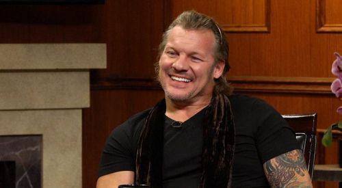 Jericho had some choice words