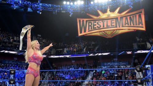 The Smackdown Women's Champion