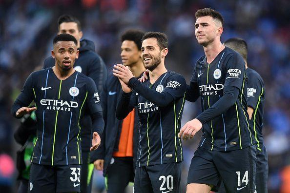 Manchester City v Brighton and Hove Albion - FA Cup Semi Final