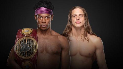 NXT Takeover: New York: North American Championship - Velveteen Dream vs Matt Riddle