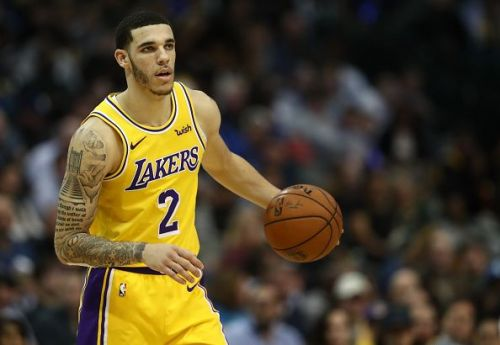 Lonzo Ball's longterm future with the Los Angeles Lakers is in doubt