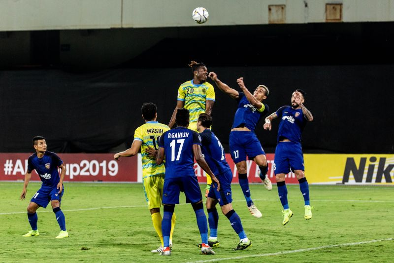 Chennaiyin were pushed to their limits by Abahani Dhaka