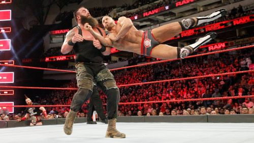 Many fans have hoped for World Title pushes for both Sheamus and Cesaro.