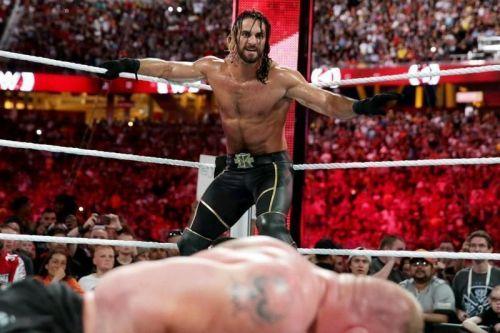 Will we see Seth turn heel soon?