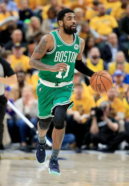 Boston Celtics need Kyrie for another game to finish off the series tonight