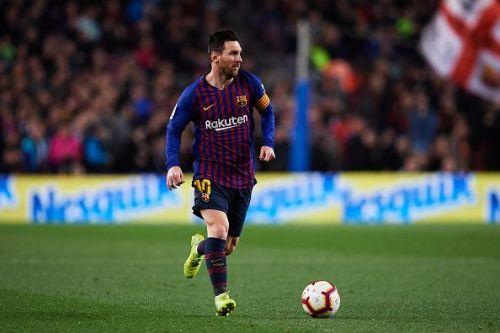 Lionel Messi- FC Barcelona