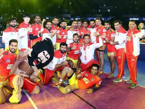 Gujarat's coach Manpreet Singh once again successfully managed in building a balanced team for the seventh season