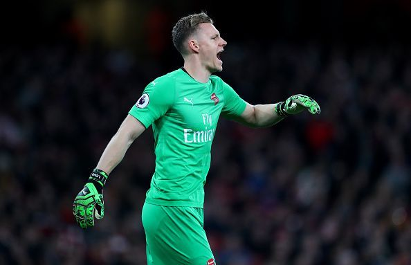 Bernd Leno is in sensational form