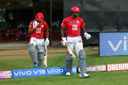 KL Rahul and Chris Gayle must get the team off to a good start. (Image Courtesy: IPLT20)