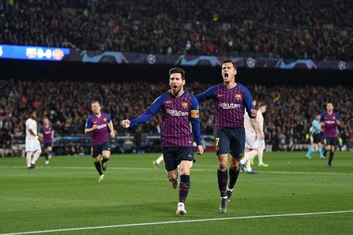 Another Messi masterclass