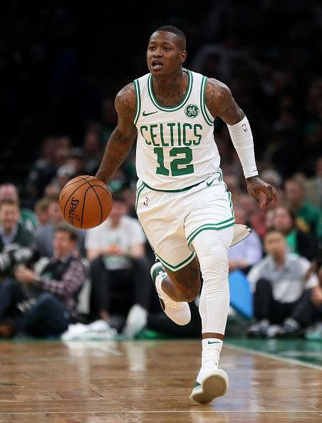 Terry Rozier and the Boston Celtics head for the NBA Playoffs as the #4 seed in the Eastern Conference