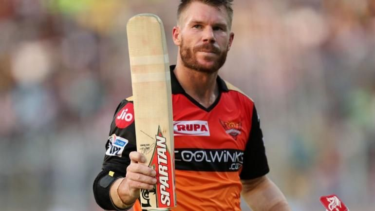 David Warner (Image Courtesy: BCCI/IPLT20.com)