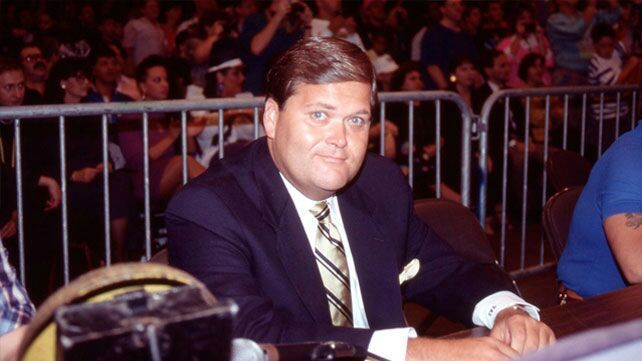 Jim Ross during his days with the NWA promotion.