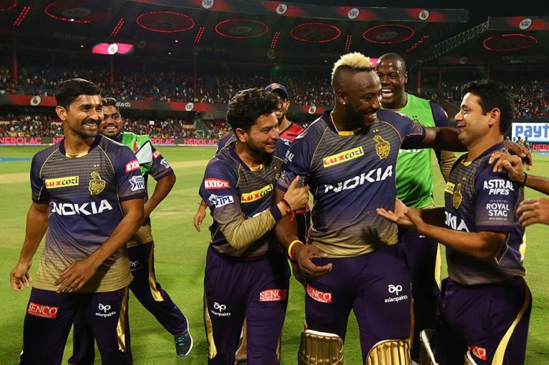 KKR will be favourites going into this encounter. (Image Courtesy: IPLT20/BCCI)