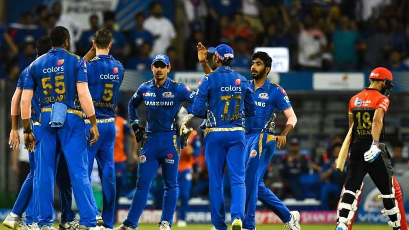 MI release Rohit & other players for 4 days to manage workload