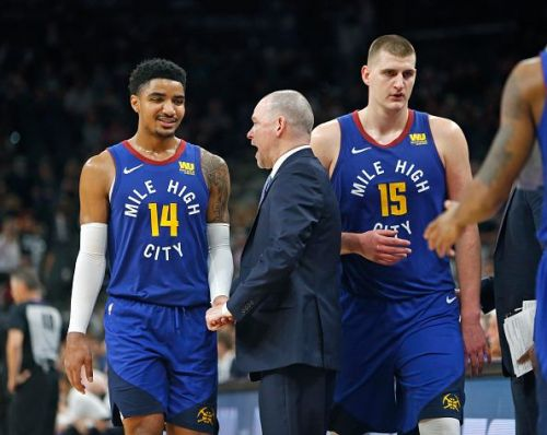 Denver Nuggets are level again in the series
