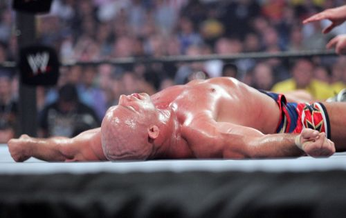 Could Kurt Angle have gotten a better swansong at WrestleMania 35?