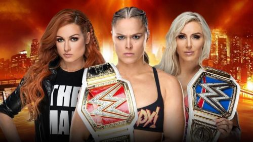This could be the last match of Ronda Rousey before she takes a break/retires from WWE.