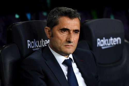 FC Barcelona manager Ernesto Valverde could lose a key star to Juventus
