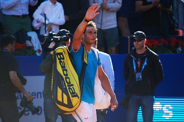 Barcelona Open Banc Sabadell - Nadal is upset by Thiem in the semi-finals