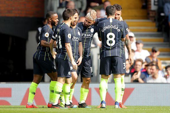 Fulham FC v Manchester City - Premier League
