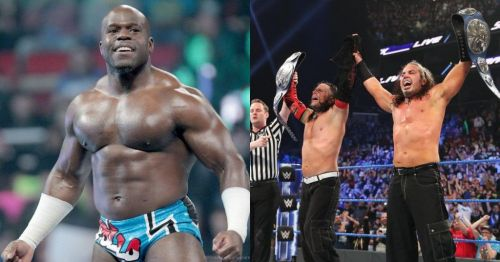 Apollo Crews can take Jeff Hardy's place on SmackDown Live