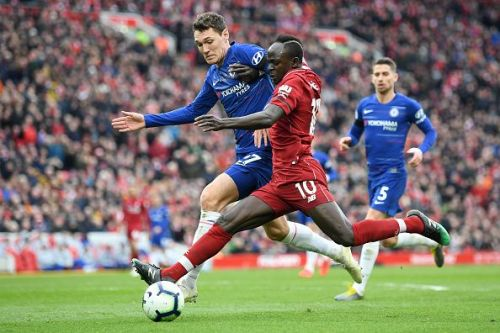 Liverpool FC v Chelsea FC - Premier League