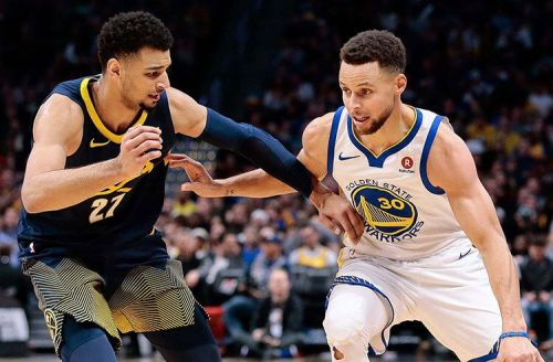 The Warriors face serious competition on their way to a three-peat.