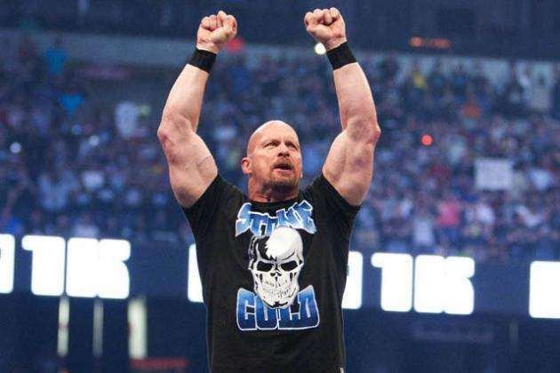 Stone Cold was one of the cornerstones of the Attitude Era