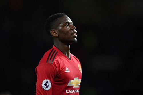 Pogba was United's best player on the field.