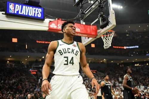 This Milwaukee Bucks star is pushing his game to new levels