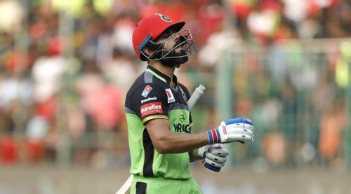 Royal Challengers Bangalore's is having a nightmarish IPL campaign so far.