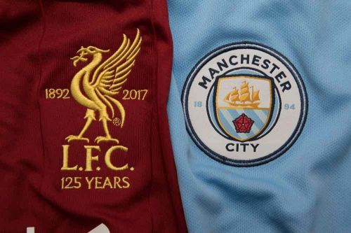 Liverpool and Manchester City