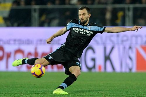 The former Fiorentina midfielder Milan Badelj is out on Saturday with injury