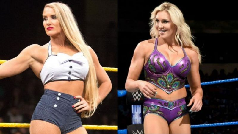Evans and Flair do possess tremendous physical attributes