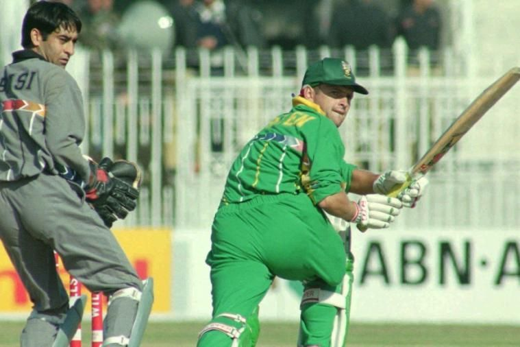 Image result for gary kirsten in world cup 1996