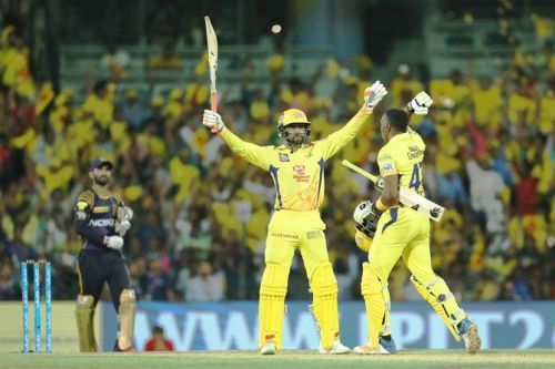 CSK vs KKR - Source: BCCI/IPLT20.com