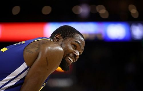 Kendrick Perkins has backed Kevin Durant to leave the Golden State Warriors