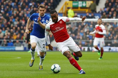 Everton FC v Arsenal FC - Premier League