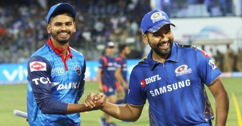 Shreyas Iyer vs Rohit Sharma