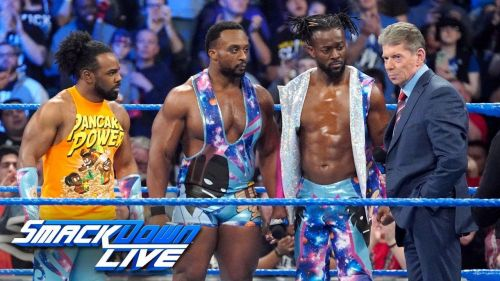 What decisions will Vince make on SmackDown this week?